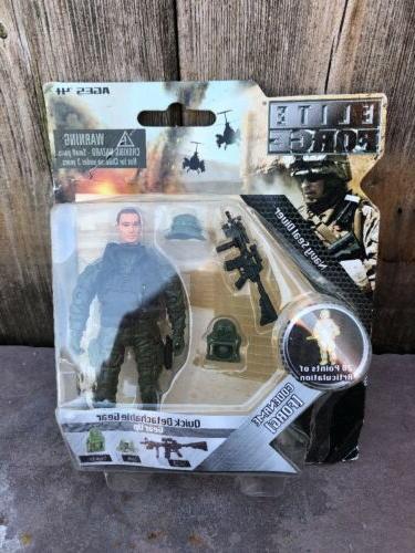 ELITE CODENAME Military Action SEAL DIVER Builder