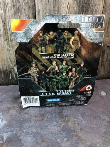 ELITE CODENAME FORG Military Action NAVY SEAL Troop