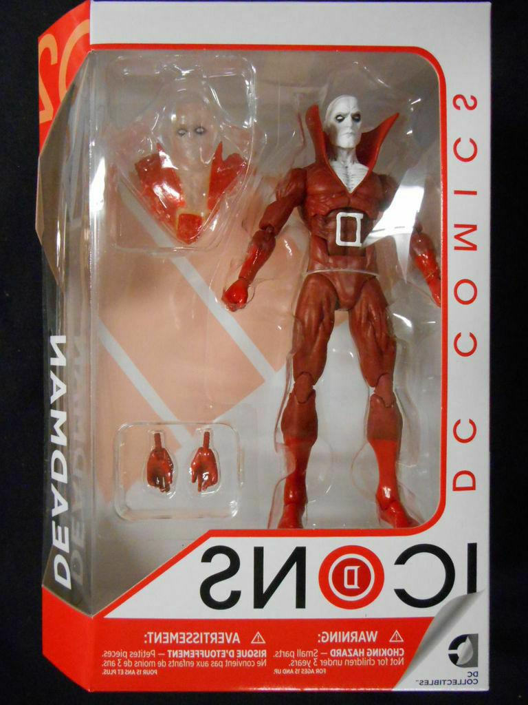 collectibles comics icons deadman brightest day action