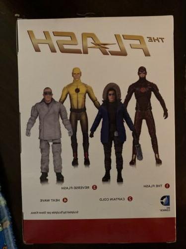 DC Flash TV Series Flash Action