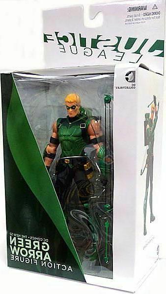 comics justice league the new 52 green