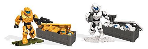 Mega Construx Halo Spartan Armor Customizer Pack - 67 Piece