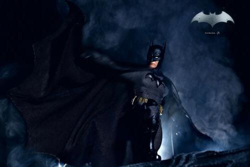 Custom Batman action figures