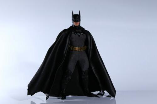 custom mezco batman cape short version 6