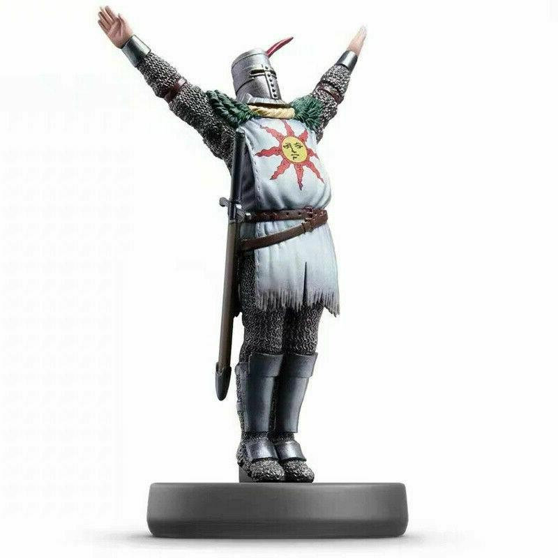 Dark Souls Amiibo Sun Warrior Solaire of Astora PVC Collection