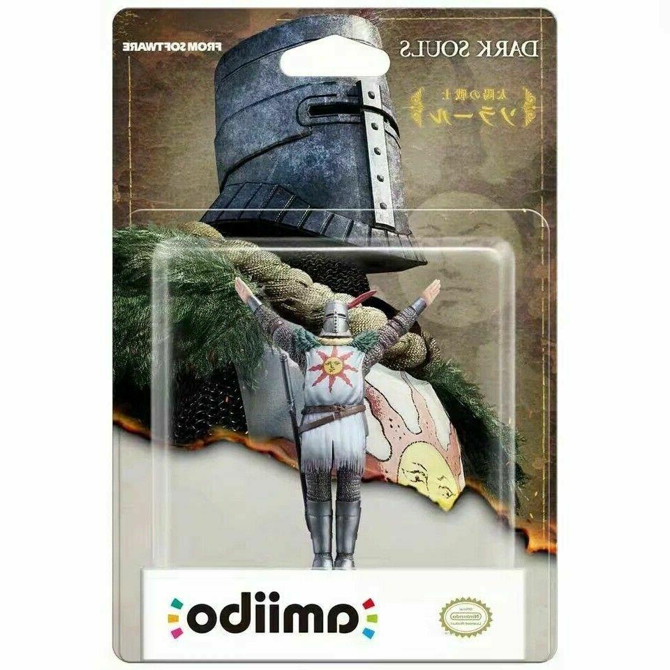 Dark Action Amiibo Sun of Astora PVC