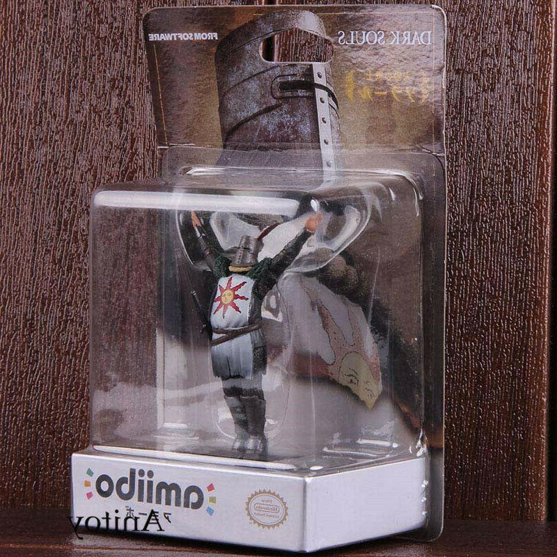Dark Amiibo Solaire of Astora PVC