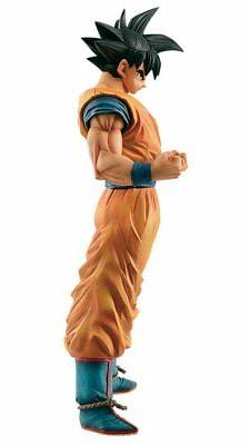 Banpresto Resolution of Goku Action Figure