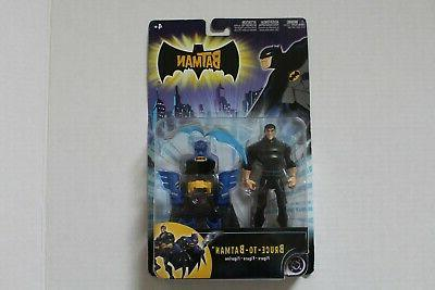 dc animated batman action figure bruce to