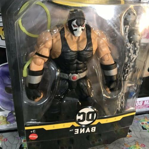 DC BATMAN 80 MISSIONS ACTION FIGURE