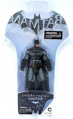 DC Collectibles Batman: Arkham Origins Series 1 Batman Actio