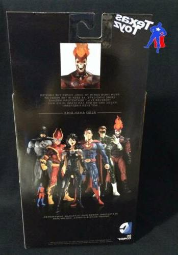 DC Collectibles DC new 52 Action