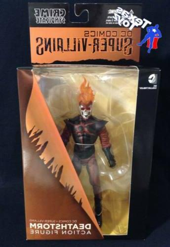 dc collectibles new 52 super villains deathstorm