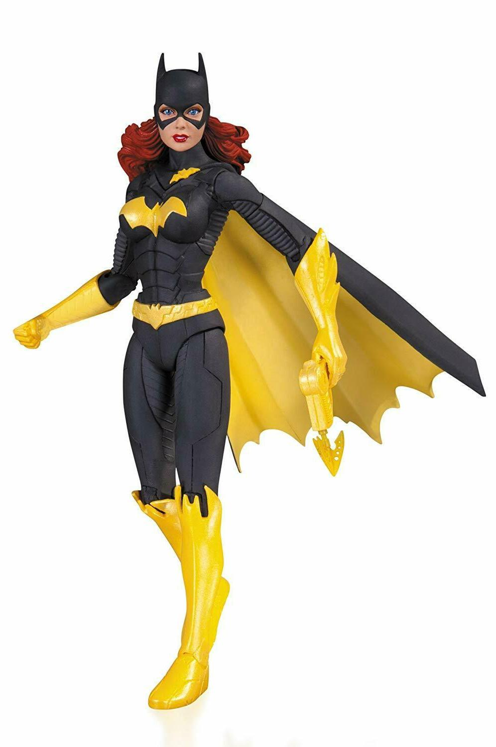 dc collectibles the new 52 batgirl action