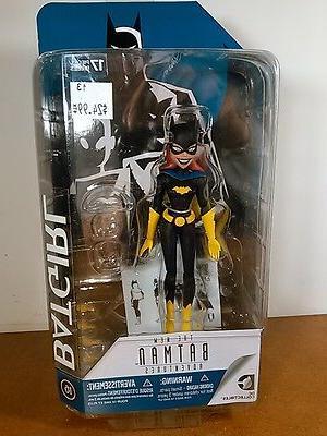 dc collectibles the new batman adventures batgirl