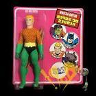 "DC Comics AQUAMAN 8"" Retro Action Figure MATTEL Mego-Style"