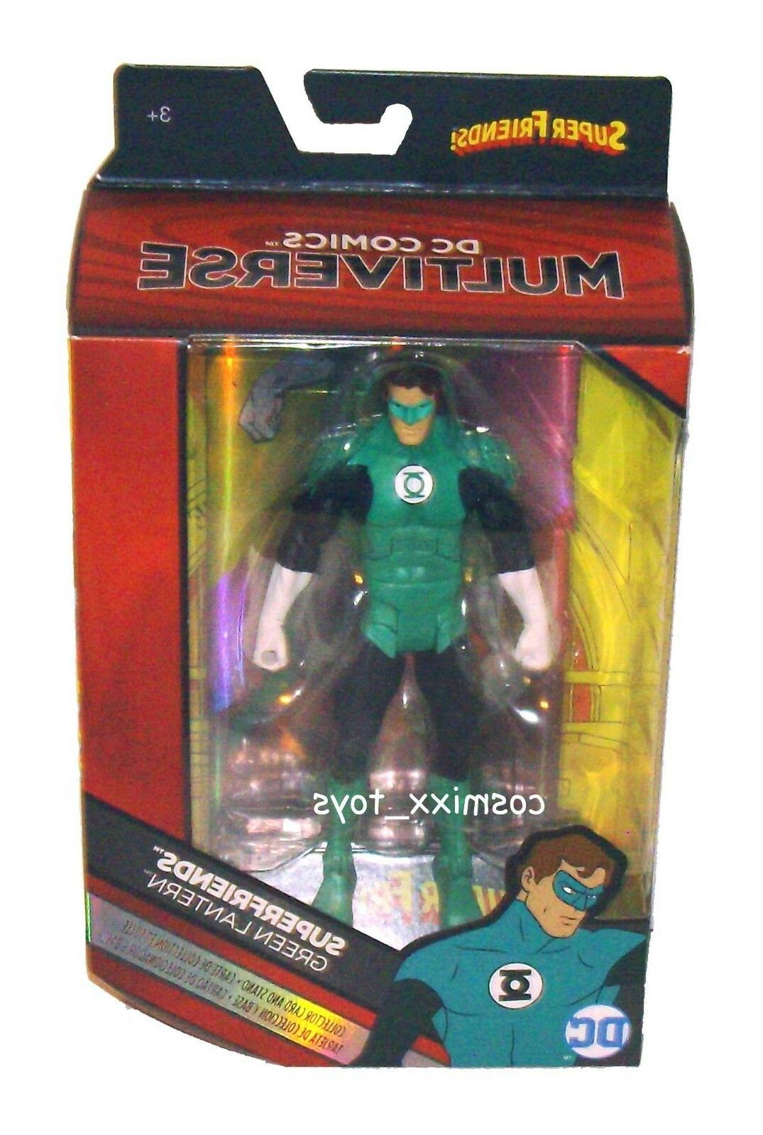 DC Comics Multiverse Superfriends Green Lantern Exclusive Ac