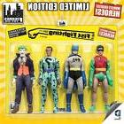 DC Comics Retro 8 Inch Action Figures Fist Fighting Action S