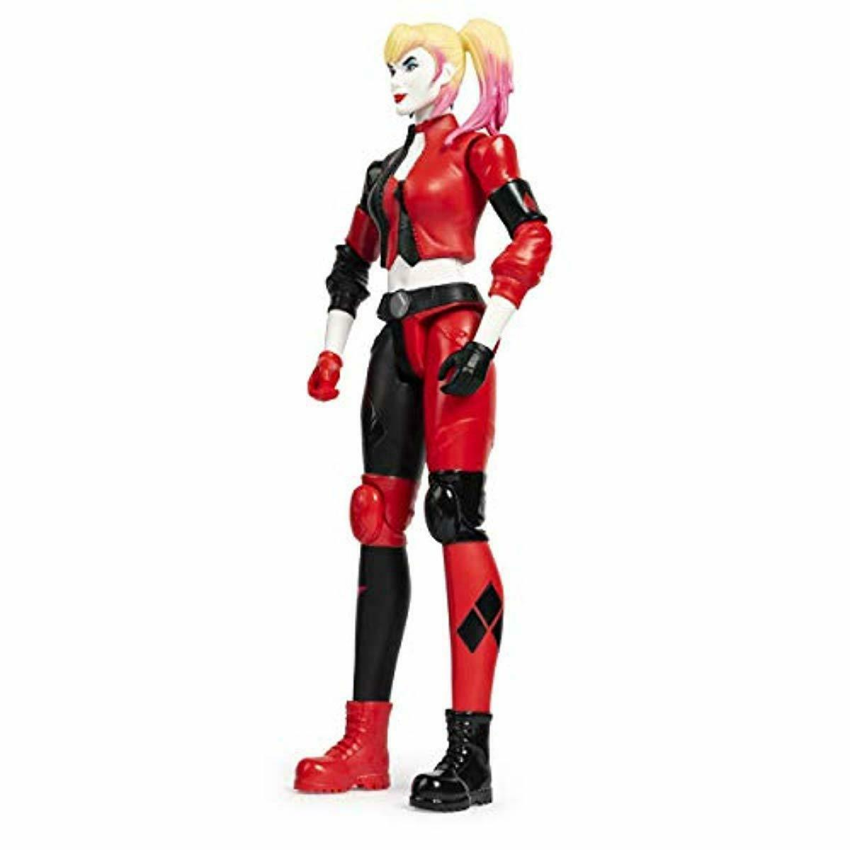 DC Superheroes 12-Inch Harley Figure Toy 1st