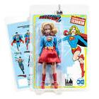 DC Comics Superman Retro 8 Inch Action Figures: Supergirl