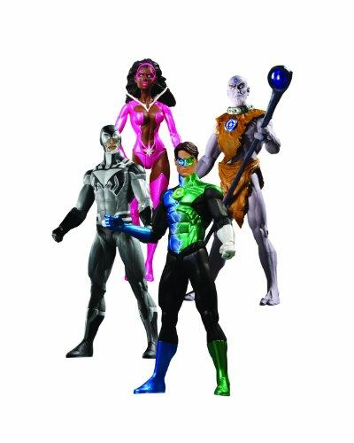 dc direct blackest night action