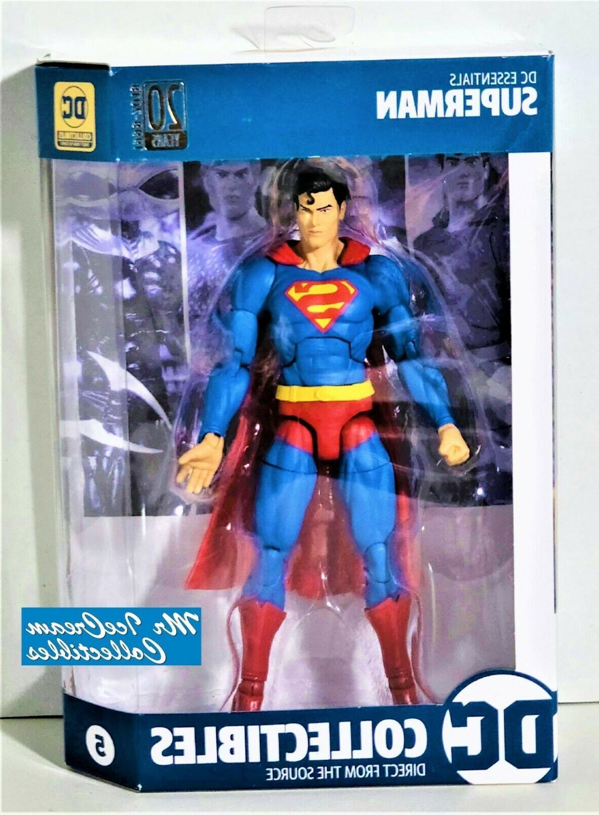 dc essentials 20th ann superman brainiac 2