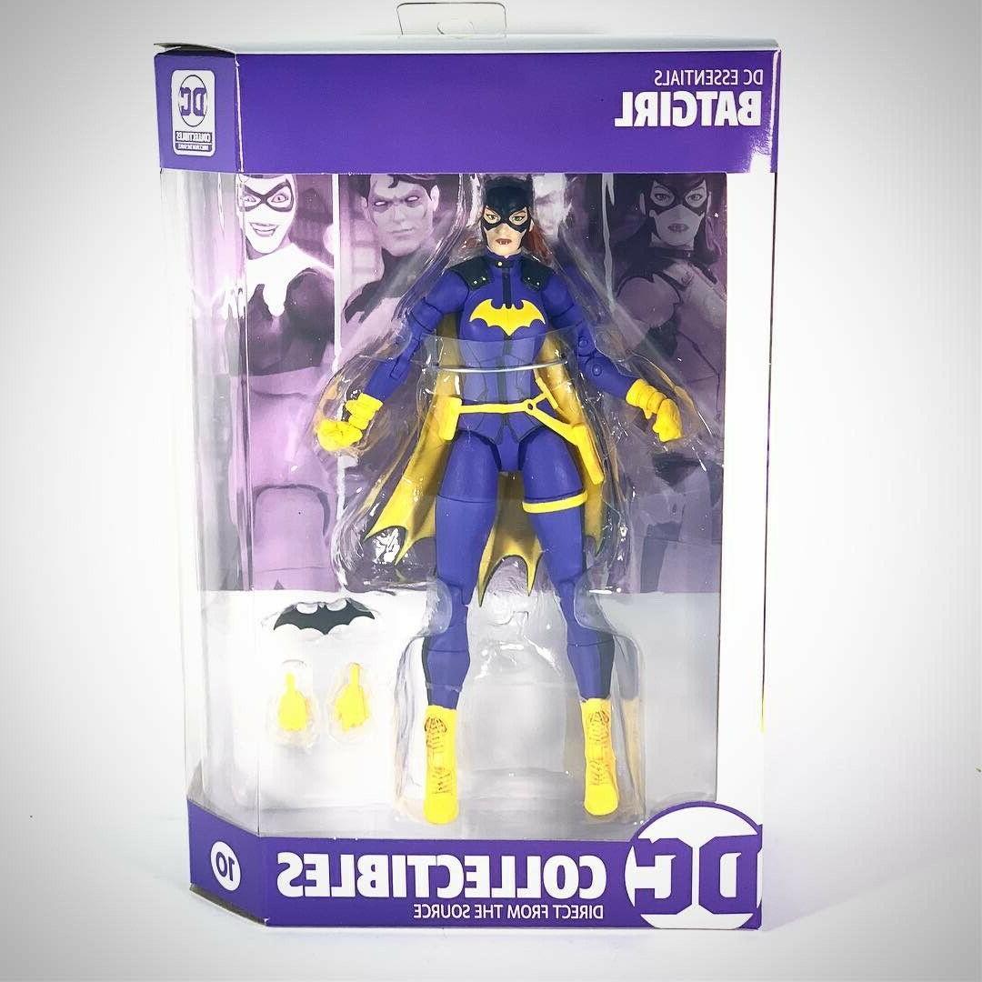 dc essentials batgirl 6 75 action figure