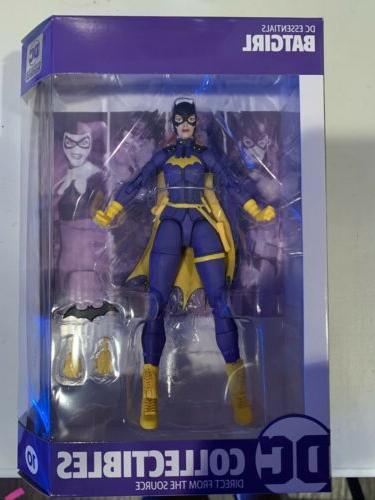 dc essentials batgirl dc comics action figure
