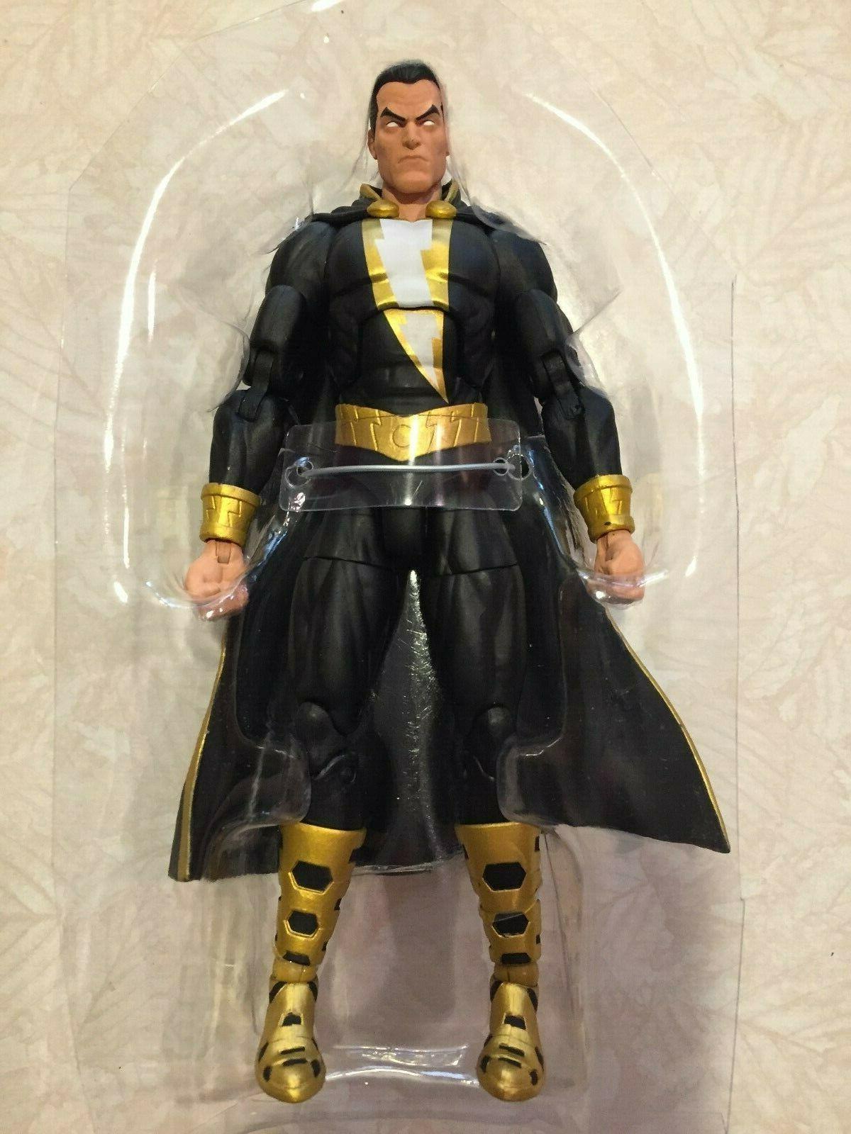 dc essentials black adam 7 action figure