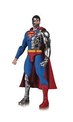 DC Essentials Cyborg Superman DC Comics Action Figure