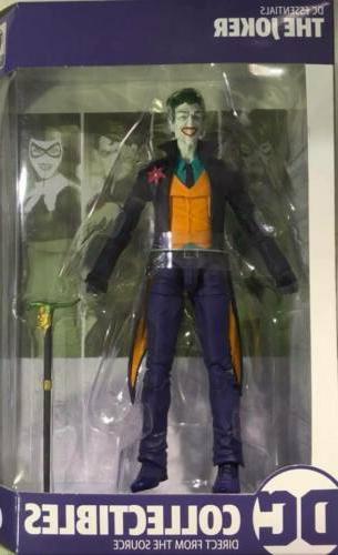 dc essentials joker 7 action figure