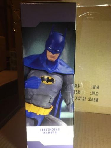 DC Collectibles DC Knightfall Batman Action Brand New In