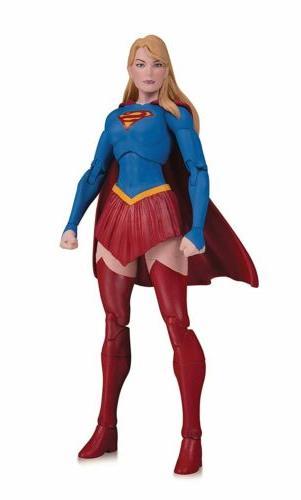 dc essentials supergirl dc comics action figure