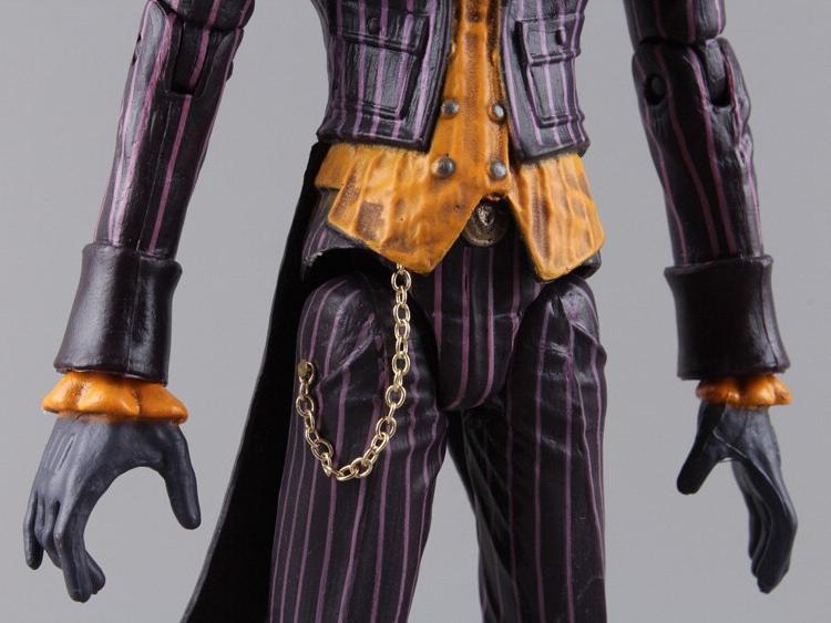 "DC Joker PVC <font><b>Action</b></font> Model Toy 7"""