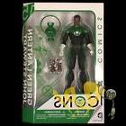 "DC Icons JOHN STEWART Green Lantern 6"" Action Figure DC Co"