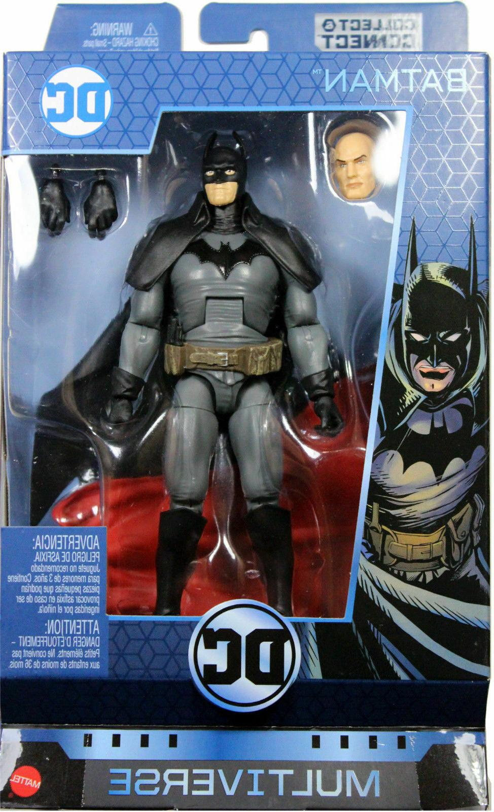 dc multiverse 6 gaslight batman series 9