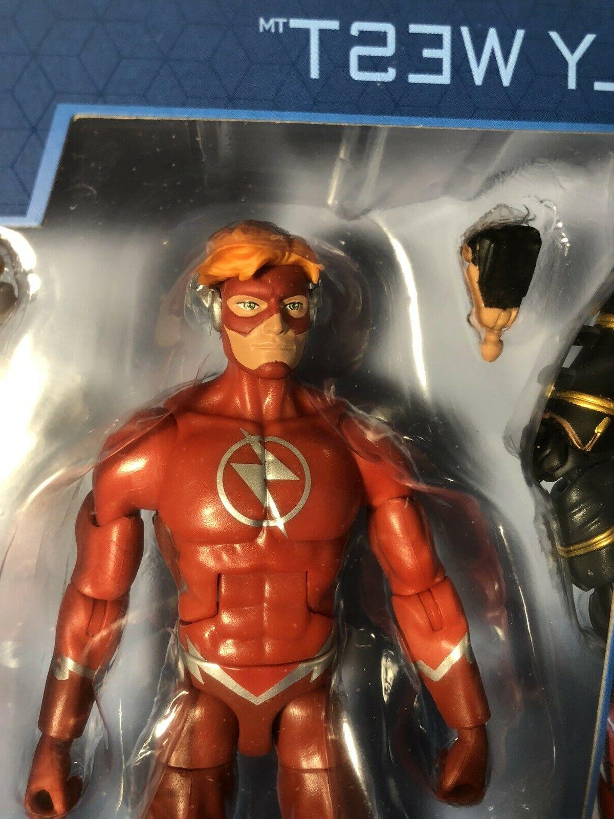 DC Action Figure Series The Wally