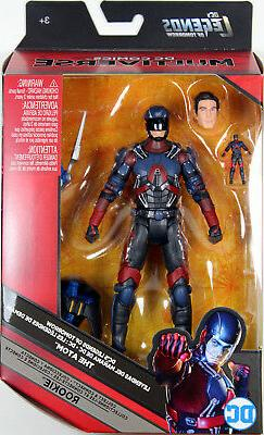 "DC Multiverse ~ 6"" THE ATOM  ACTION FIGURE ~ Mattel"