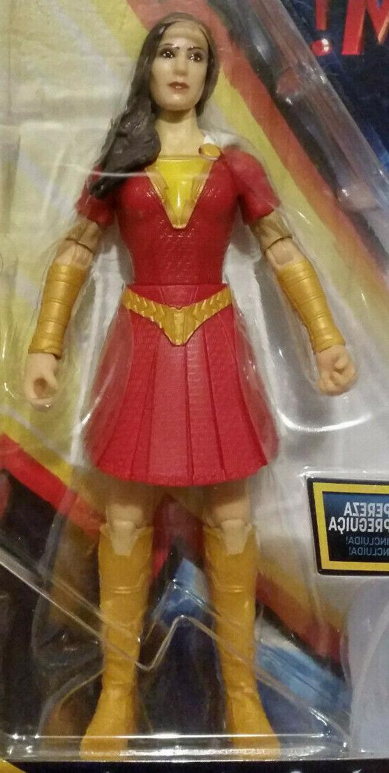 "DC Shazam 6"" with Sloth HAND"