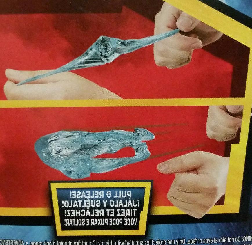 "DC Shazam 6"" Mattel with HAND"