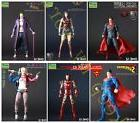 CRAZY TOYS DC  Super Hero 1/12TH Collectible Action Figure S