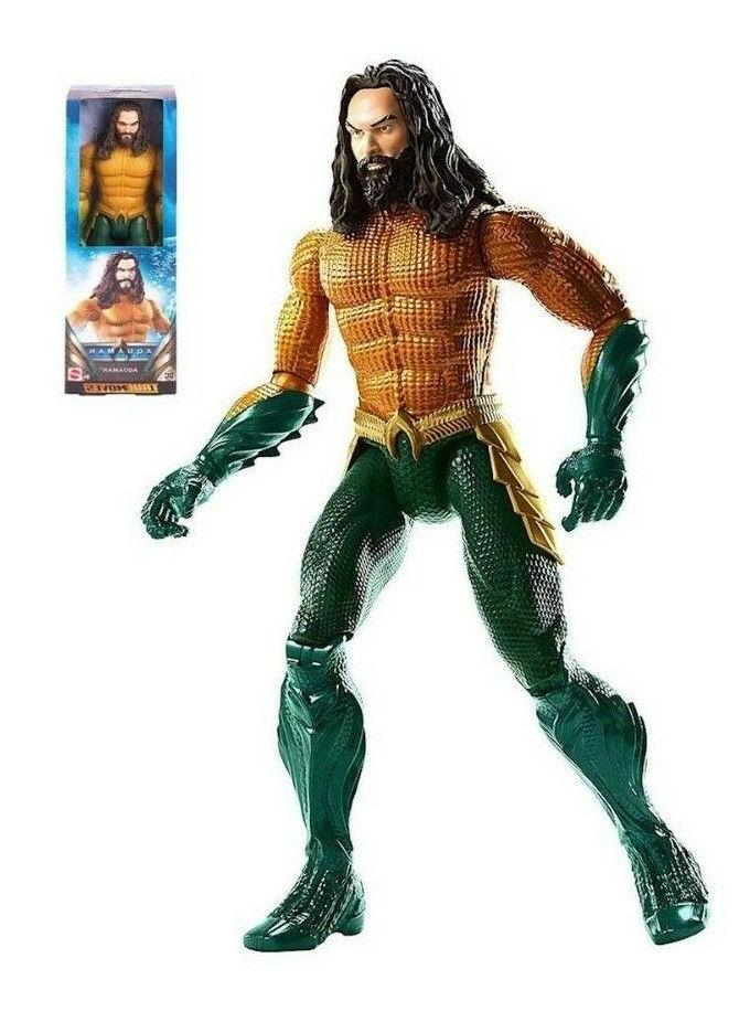 DC Aquaman by Mattel - Life-like Posing Action FXF91