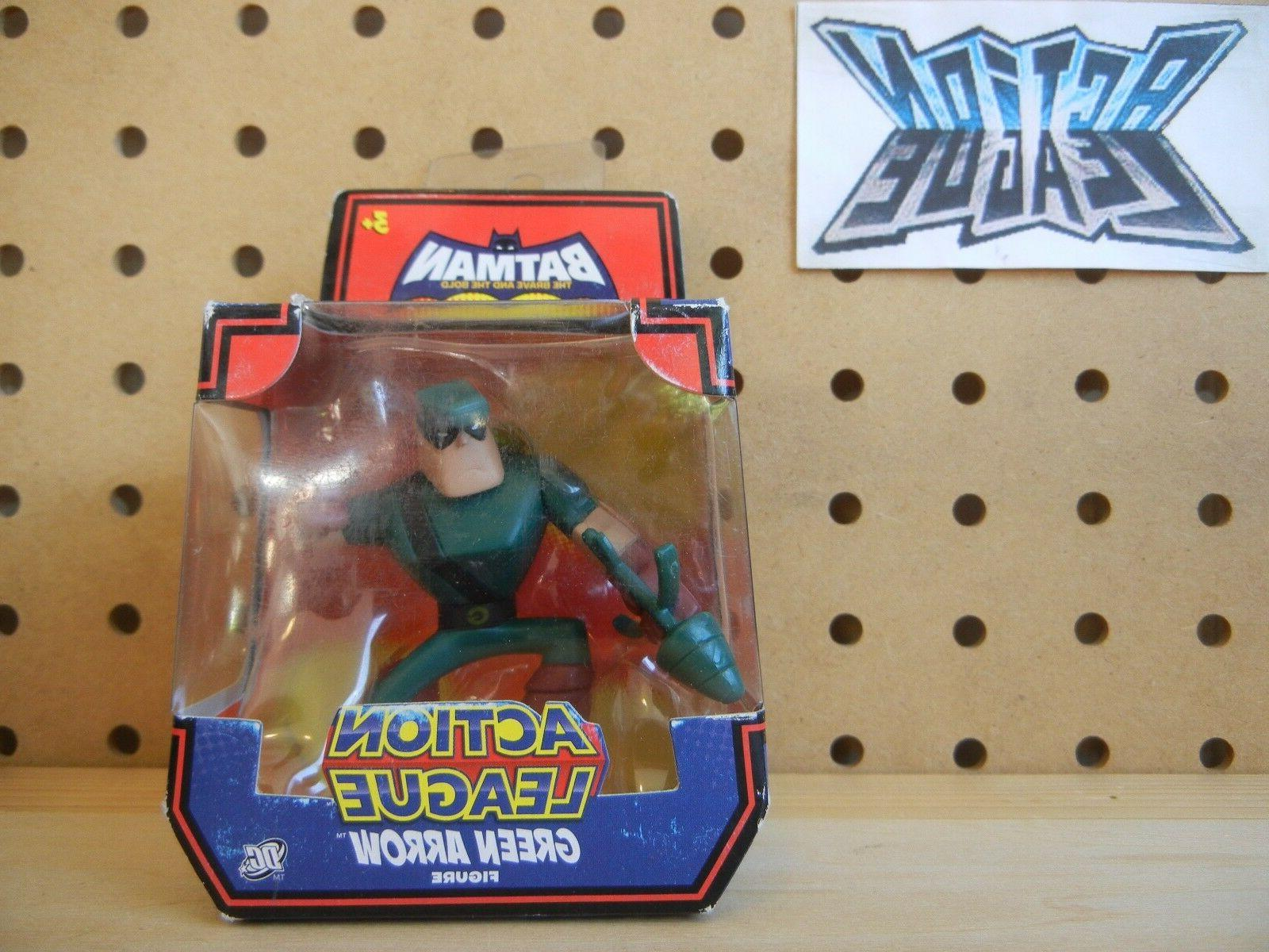DC Universe Action League Brave and the Bold RARE Variant GR