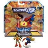DC Universe 2.25 inch Mini Action League 2-Pack - Superman a