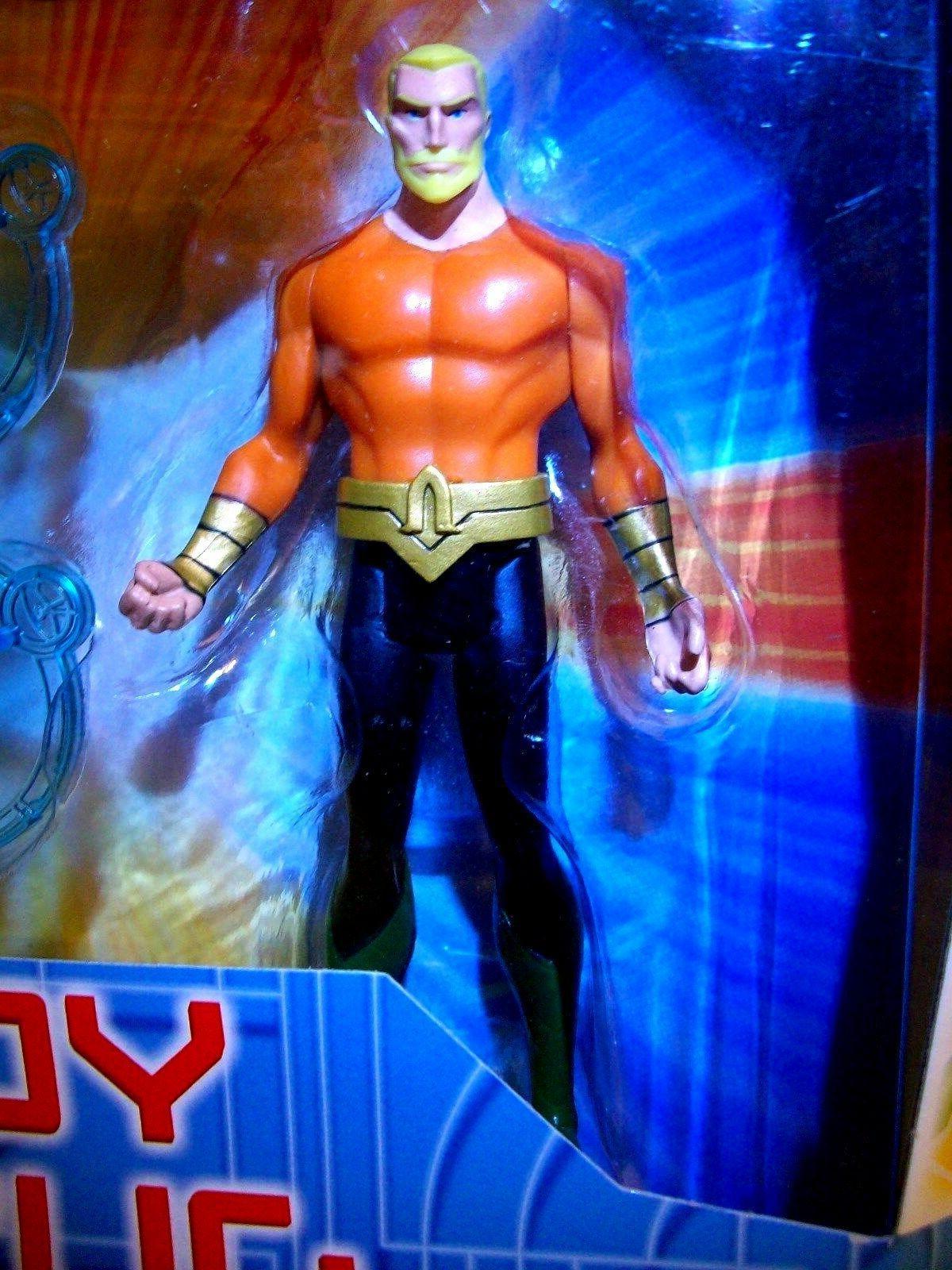 DC Universe Young Justice Aquaman & Aqualad Heroes of the De