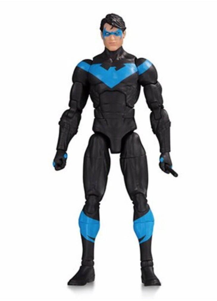 DC05008: Collectibles Essentials Nightwing
