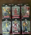 Deadpool Marvel Legends 6-Inch Action Figures Wave 2 Set BAF