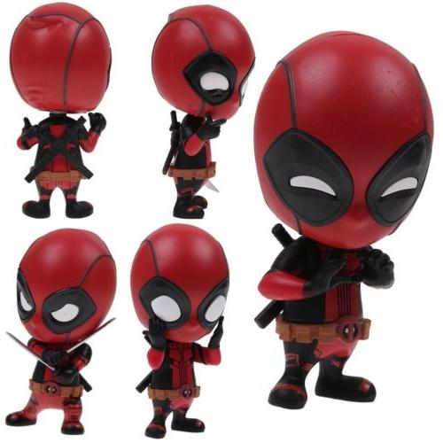 Deadpool Head Figure Collectible