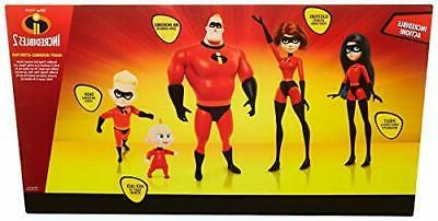 Jakks Incredibles 2 Action Set 5
