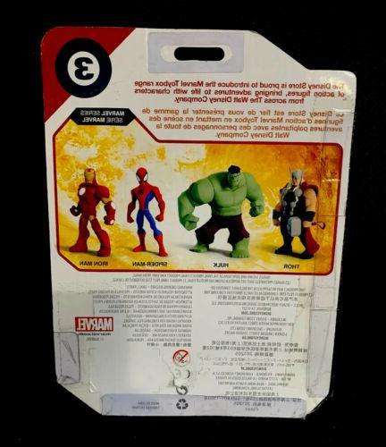 Disney Spiderman Action Figure Toy